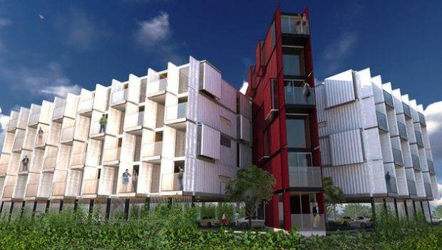 Photos Rosedale Could Get Next Shipping Container