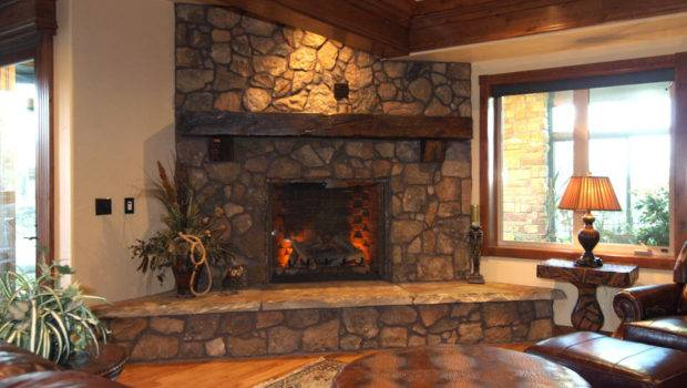 Photos Stone Fireplace Mantels Why They Suitable