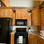 Photoset Rustic Cherry Kitchen Cabinets Brigham City Utah