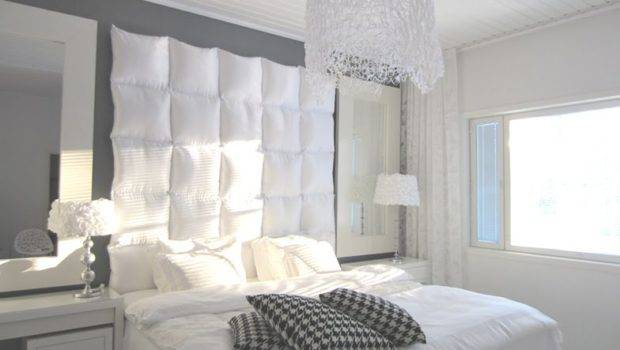 Pillow Not Just Under Your Head Cushioned Headboard
