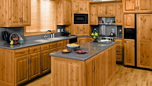 Pine Kitchen Cabinets Options Tips Ideas