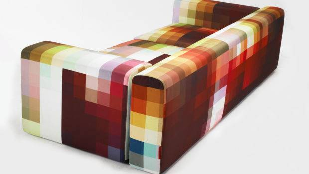 Pixeled Sofa Icreatived