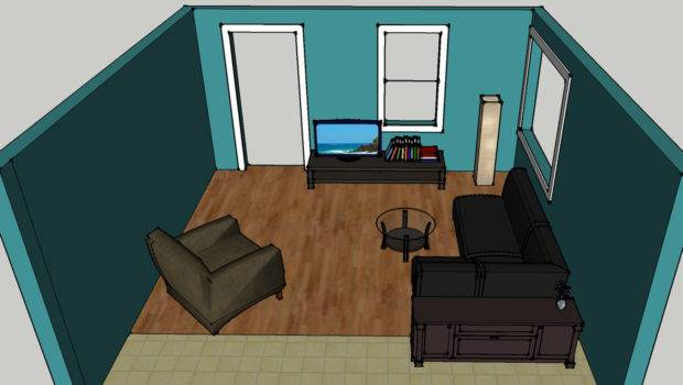 Placement Small Living Room Furniture