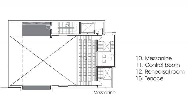 Plan Mezzanine Joy Studio Design Best
