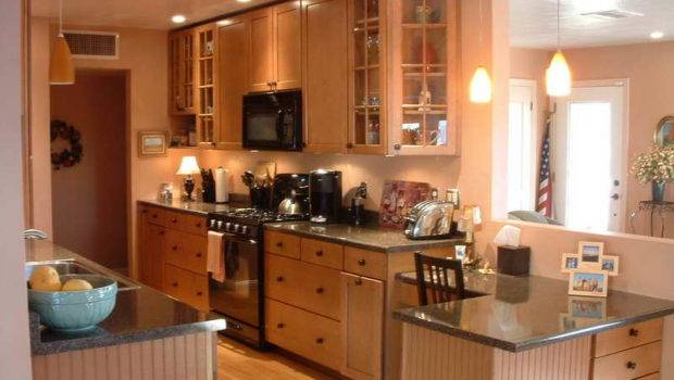 Plan Ranch Style Homes Open Floor Kitchen