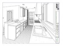 Planning Ideas Small Kitchen Floor Plan Creative