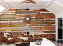 Planning Ideas Wood Paneled Walls Houzz Room Rustic