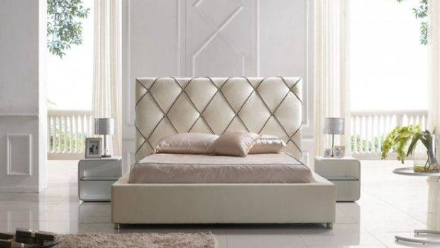 Platform Beds Modern Headboard Bed Designs Ideas Bedroom Design