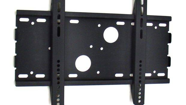Plb Flat Wall Mount Black Canada Discount