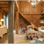 Pole Barn Home Interior
