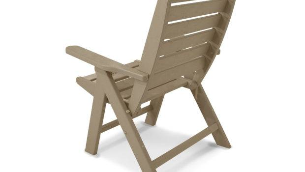 Polywood Nautical Recycled Plastic Highback Chair Nch