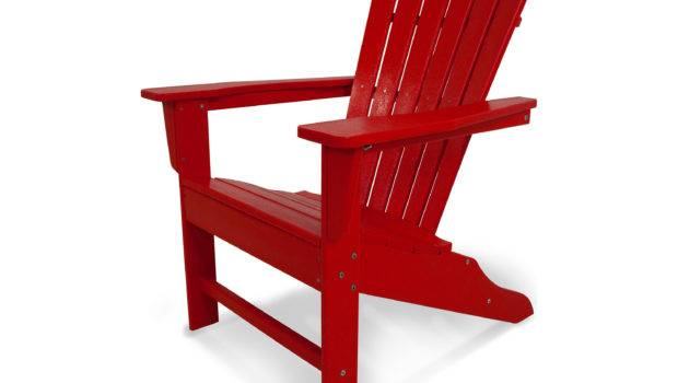 Polywood South Beach Recycled Plastic Adirondack Chair Sba
