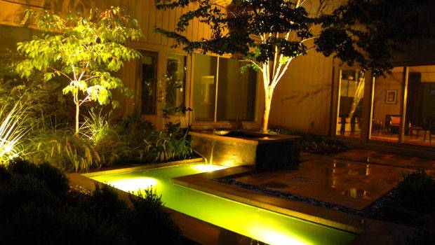 Pool Area Lighting Home Design Ideas