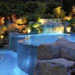 Pool Area Lighting Your Beautiful Residence Home Designs