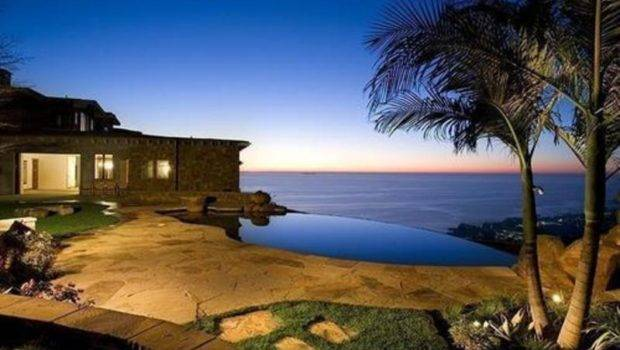 Pool House Dream Houses Rooms Thedreamhouse Infinity