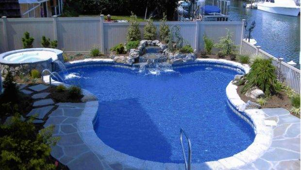 Pool Landscaping Ideas Modern Design Backyard