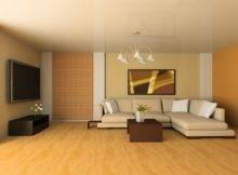 Pop Living Room Interior Design House