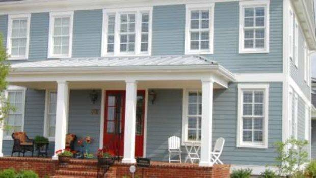 Popular Color Combinations Exterior Your House