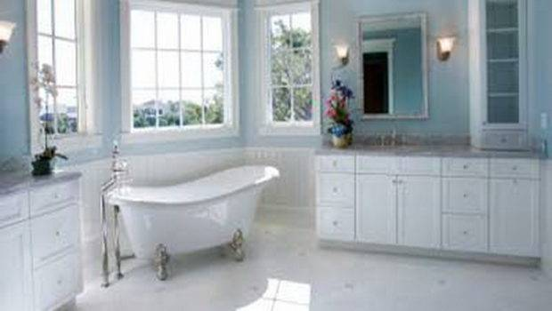 Popular Paint Colors Bathrooms Blue