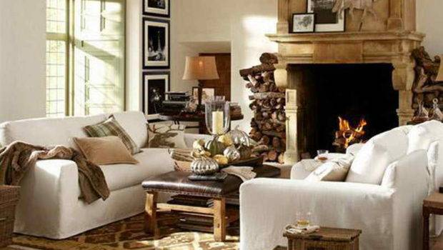 Pottery Barn Living Room Decorating Ideas Quotes