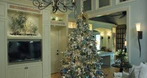 Pre Decorated Christmas Trees Decorating Ideas Living Room