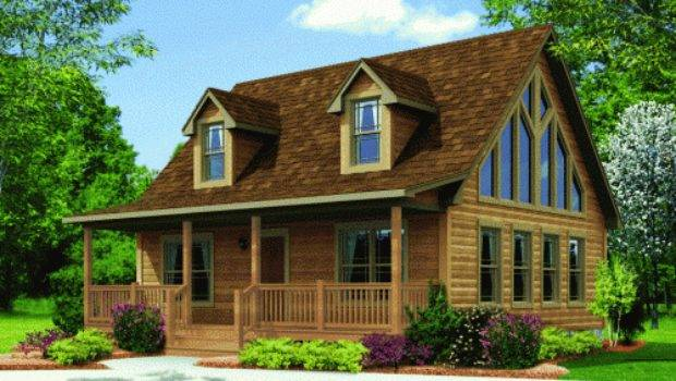 Pre Manufactured Log Homes Photos Bestofhouse