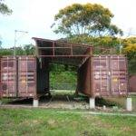 Prefab Container Home Shipping Architect