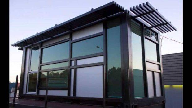 Prefab Shipping Container Home One Cool Habitat