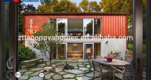 Prefabricated Houses Container Homes Eco Friendly System