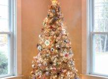 Prelit Christmas Trees Spaces Contemporary Artificial