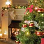 Prevent Christmas Tree Mishaps Home Living Room