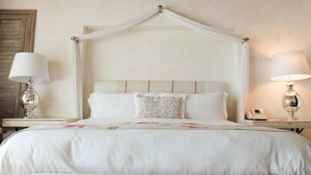 Princess Curtains Over Bed Home Decor Pinterest