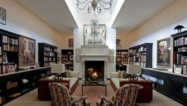 Private Library Chatfield Design