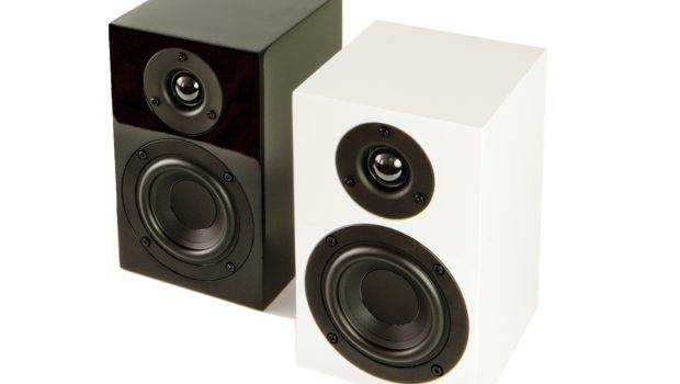 Products Box Design Legacy Pro Ject Speaker