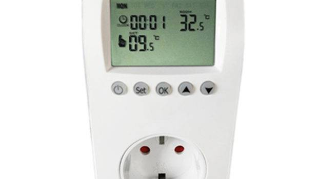 Programmable Digital Electric Floor Heating Thermostat