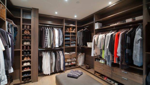 Property Solutions Closet Looks Reminiscent High End Boutique