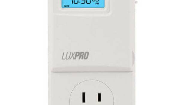 Psp Lux Programmable Outlet Thermostat