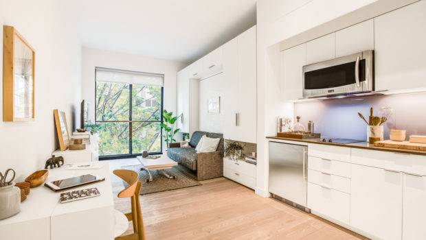 Psychologist Explains Why Micro Apartments Popular