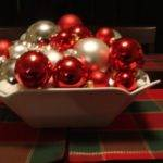 Published May Christmas Table Centerpieces
