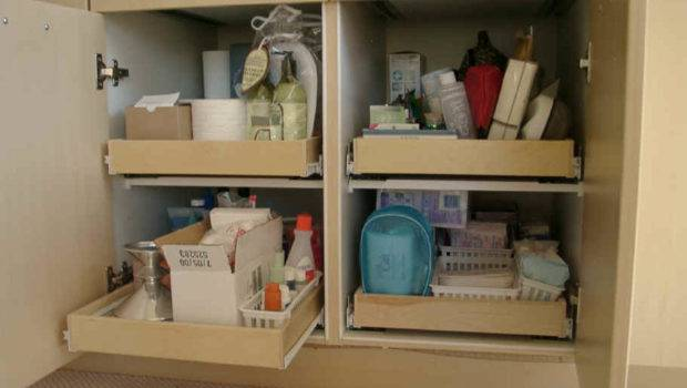 Pull Out Shelving Bathroom Cabinets Storage Solution Shelves
