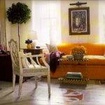 Purple Yellow Room Pinterest Rooms