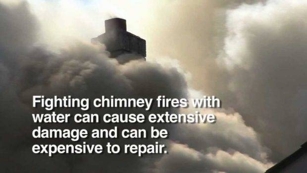 Putting Out Chimney Fire Safe Simple Way Chimfex Youtube