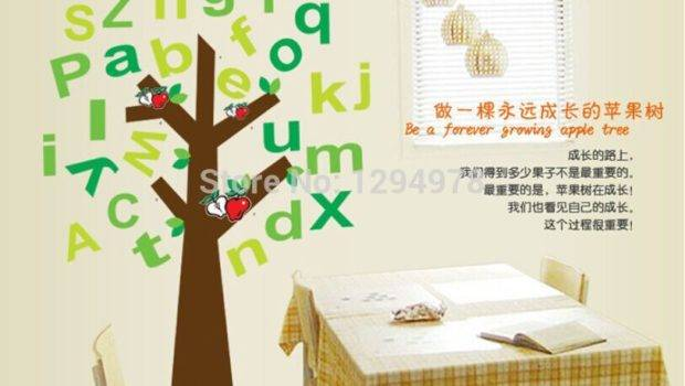 Pvc Diy Removable Wall Stickers Home Decoration Mural Decal Living