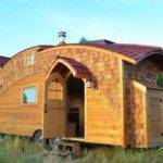 Quaint Quirky Tiny House Wheels Lets Owners Live