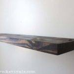 Quick Easy Cheap Diy Floating Shelves Southern Revivals