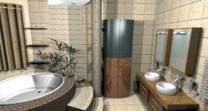 Rahab Interior Decor Modern Bathroom Designs