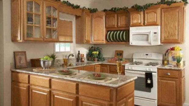 Rate Best Options Cabinet Designs Small Kitchens