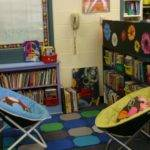 Reading Corner Fourth Grader Would Totally Want