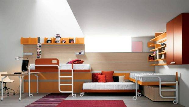 Really Cool Beds Teens Bedroom Ideas