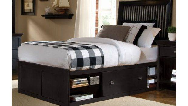 Really Cool Platform Bed Bedroom Pinterest